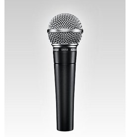 Shure SM58S Dynamic Cardioid Vocal Microphone w/Switch