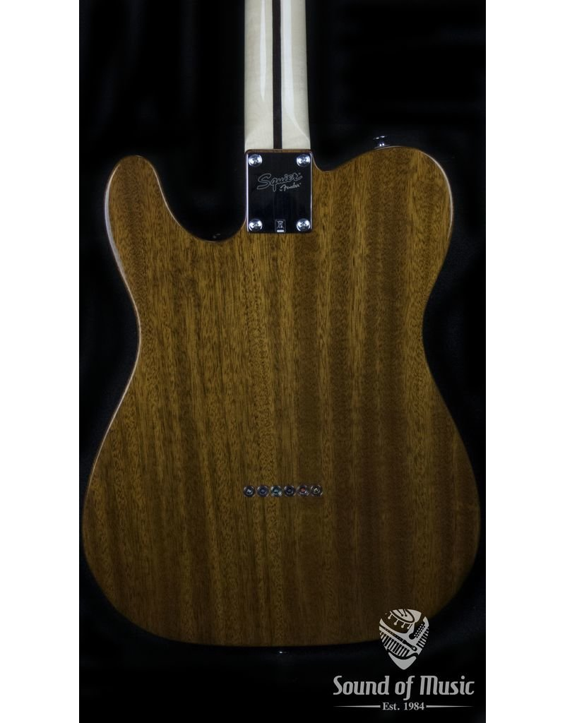 Fender Fender Squier Classic Vibe Telecaster Thinline Electric Guitar-Natural