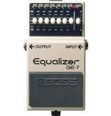 Boss GE-7 7-Band Graphic Equalizer Pedal