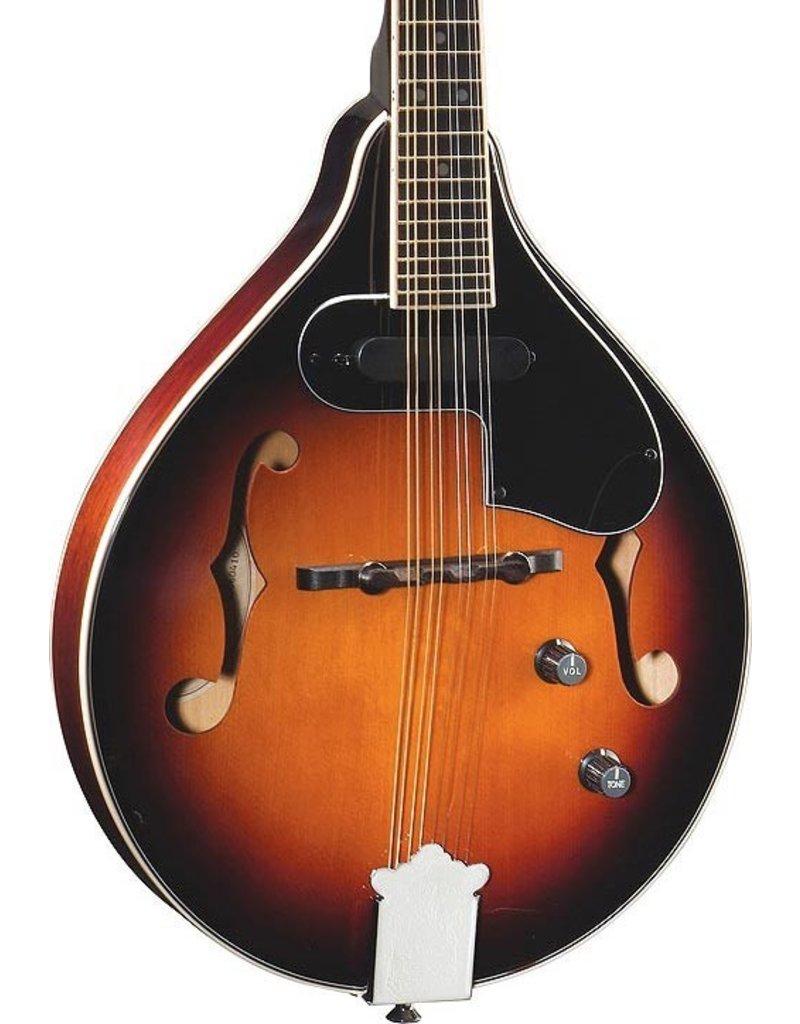 Fender FM-52E Acoustic-Electric Mandolin-Sunburst