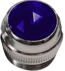 Amplifier Panel Lense/Jewel (2 Pack)-Purple