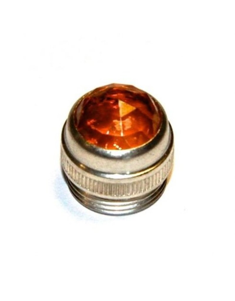 Amplifier Panel Lense/Jewel (2 Pack)-Amber
