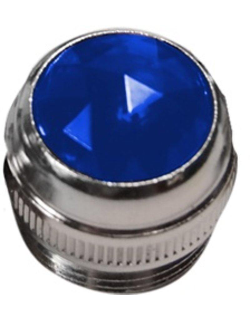 Amplifier Panel Lense/Jewel (2 Pack)-Blue