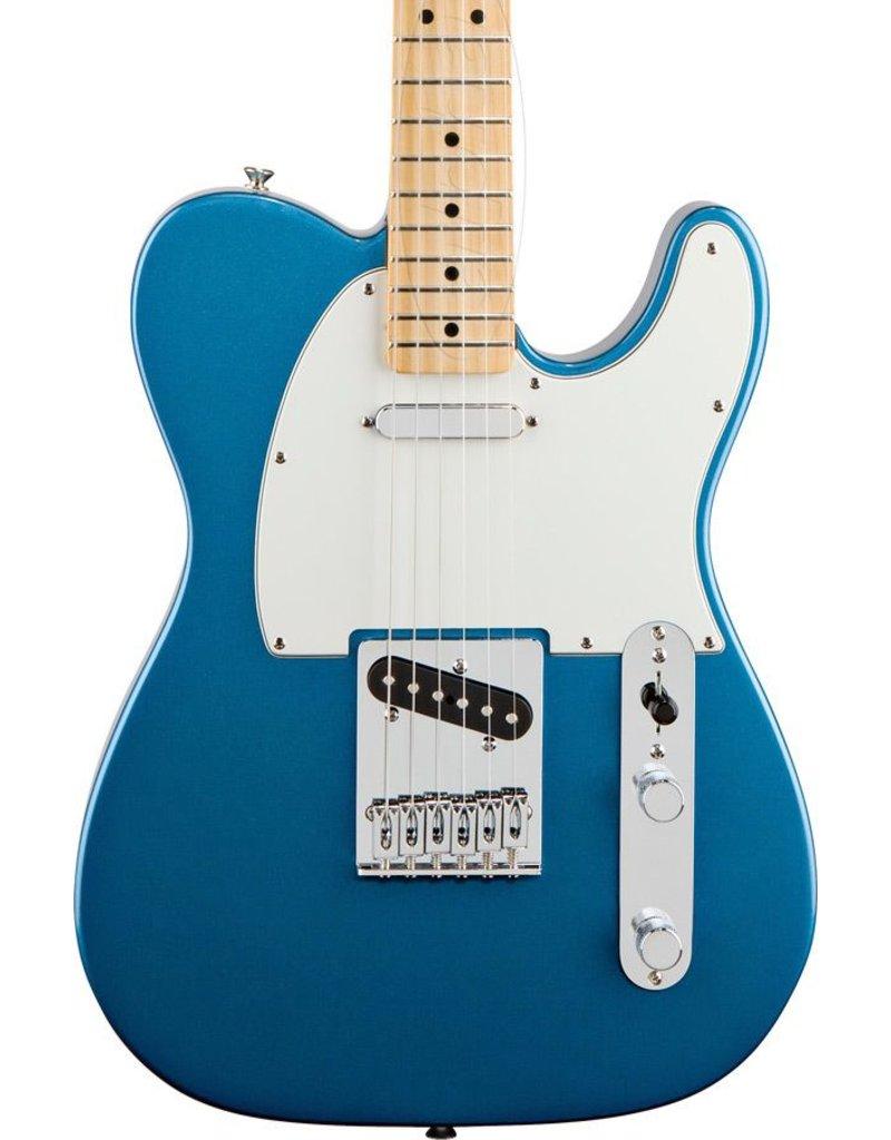 Fender Fender Standard Telecaster Electric Guitar-Lake Placid Blue