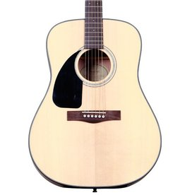 Fender CD-100 Left-Handed Acoustic Guitar-Natural