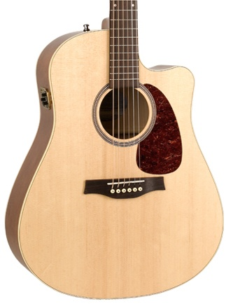 Seagull Seagull Entourage Spruce CW QI Acoustic-Electric Guitar-Natural