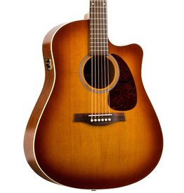 Seagull Seagull Entourage CW GT QI Acoustic-Electric-Rustic Burst