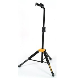 Hercules GS414B Single Guitar Stand with Folding Yoke
