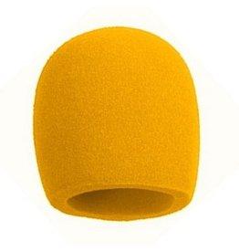 Nomad NMW-J01Y Foam Microphone Windscreen-Yellow