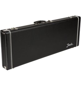 Fender Fender® Pro Series Stratocaster®/Telecaster® Case - Black with Black Acrylic Interior