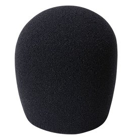 Nomad NMW-J01B Foam Microphone Windscreen-Black