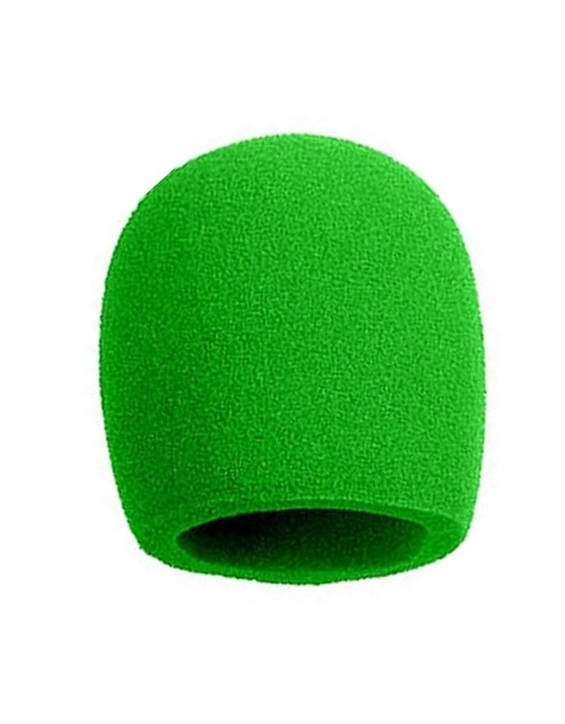 Nomad NMW-J01E Foam Microphone Windscreen-Green