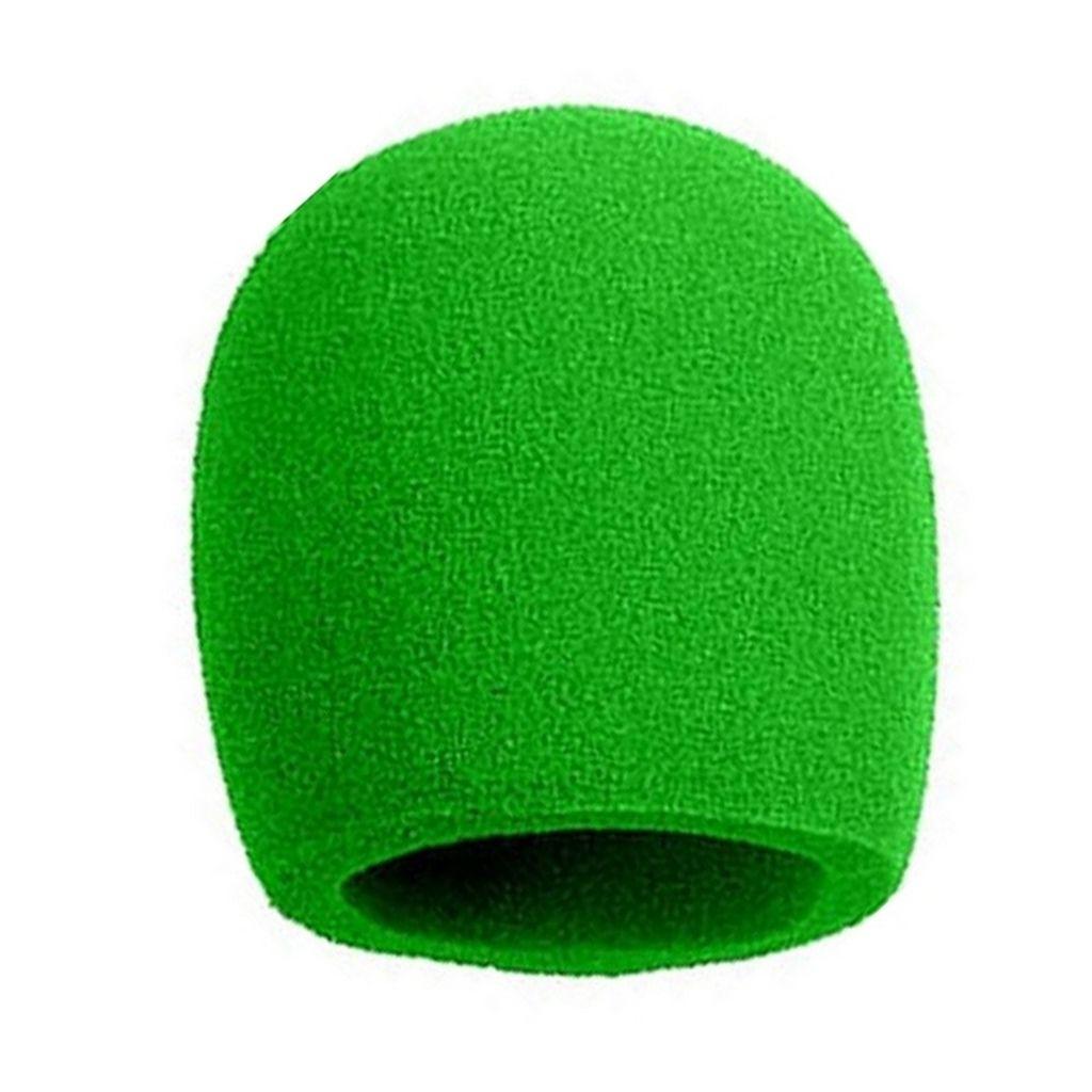 Nomad NMW-J01E Foam Microphone Windscreen-Green