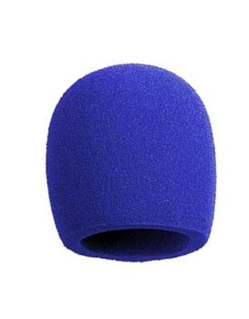 Nomad NMW-J01U Foam Microphone Windscreen-Blue