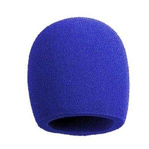 Nomad NMW-J01U Foam Microphone Windscreen-Blue