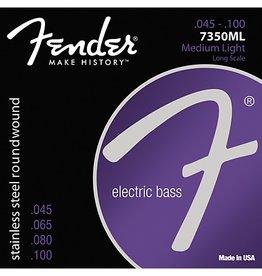 Fender 7350ML Stainless Bass Strings - Medium Light