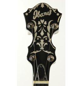 Ibanez Ibanez B300 5 String Closed Back/Resonator Banjo