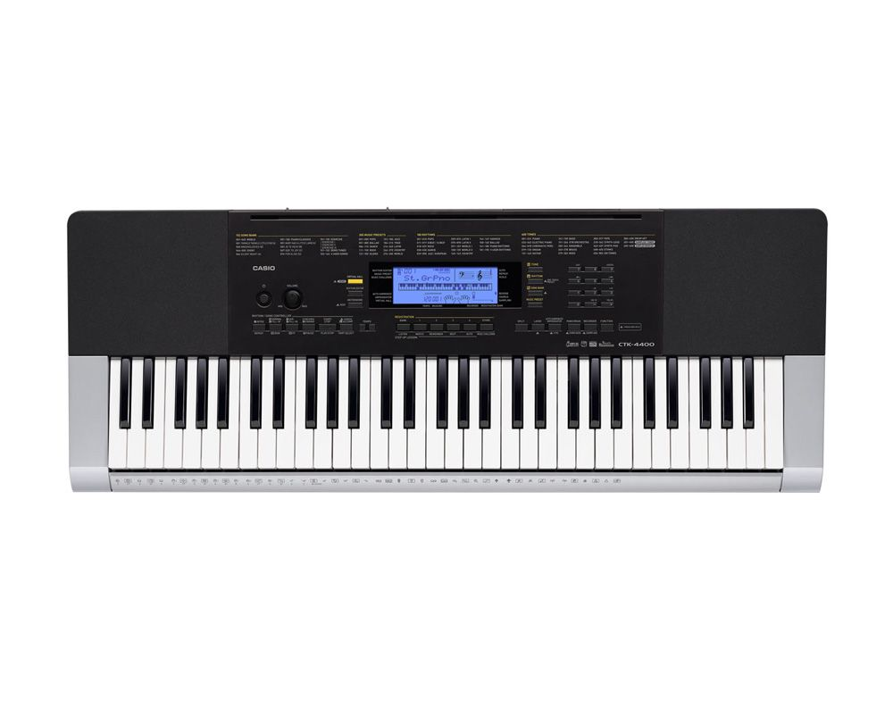 Casio Casio CTK4400 61-Note Keyboard