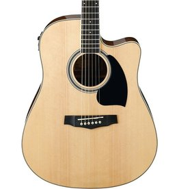 Ibanez Ibanez Performance Series PF15ECENT Acoustic-Electric Guitar-Natural