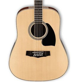 Ibanez Ibanez PF1512 Performance Series 12 String Acoustic Guitar-Natural