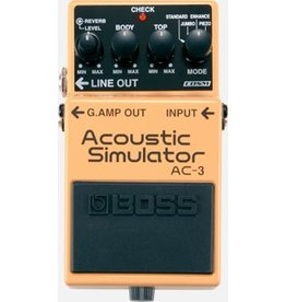 Boss AC-3 Acoustic Pedal