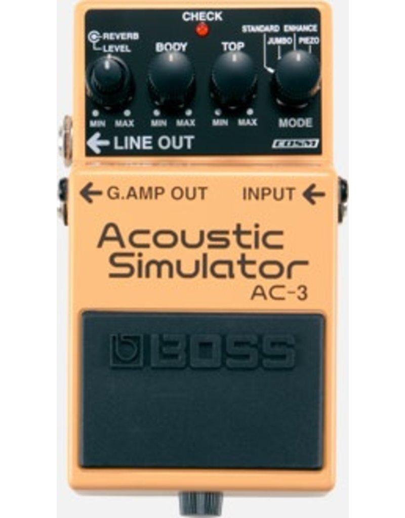 Boss AC-3 Acoustic Pedal
