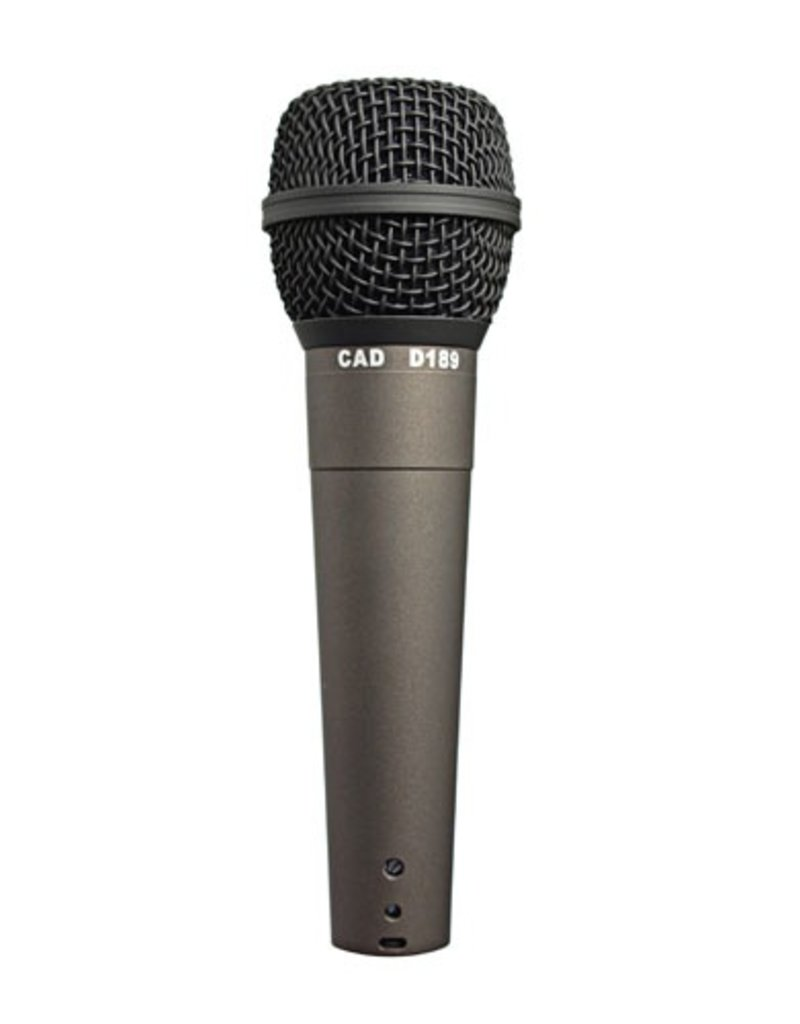 CAD D189 Supercardiod Dynamic Microphone