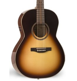 Simon and Patrick Woodland Pro Folk HG A3T Acoustic-Electric Guitar-Sunburst
