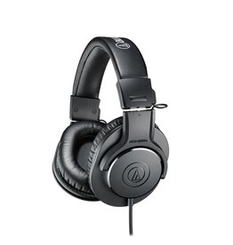 Audio Technica Audio-Technica ATH-M20x Professional Headphones-Black