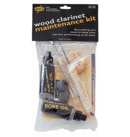 Herco HE105 Wood Clarinet Maintenance Kit