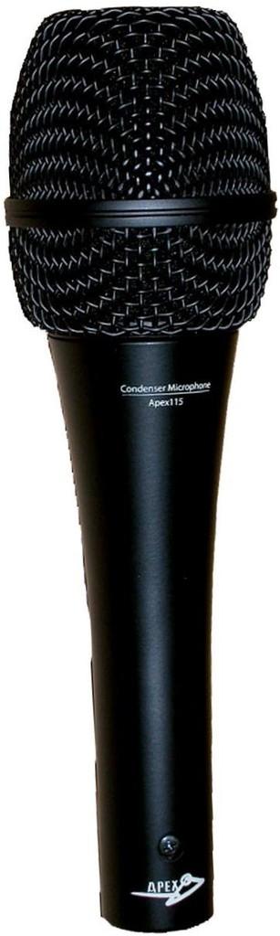 Apex 115 Handheld Vocal Condenser Mic