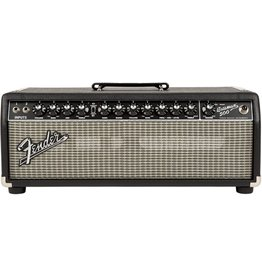 Fender Bassman® 500 Head, 120V, Black/Silver