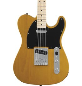 Squier Fender Squier Affinity Telecaster Electric Guitar-Butterscotch Blonde