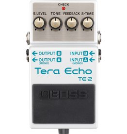 Boss Boss TE-2 Tera Echo Effects Pedal