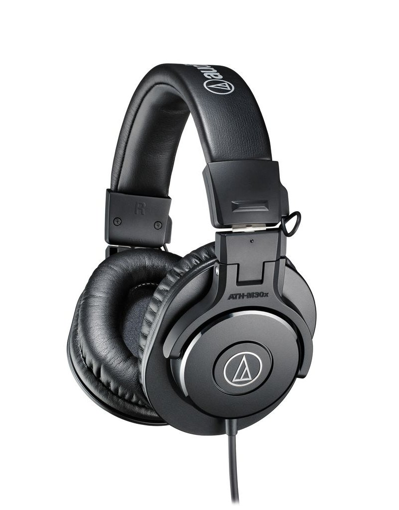 Audio Technica ATH-M30x M Series Professional Headphones
