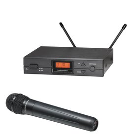 Audio Technica ATW-2120AD 2000 Series Handheld Wireless System