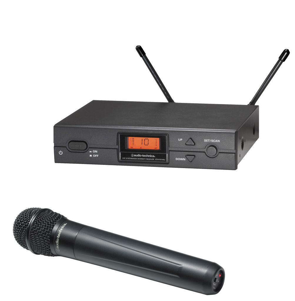 Audio Technica ATW-2120AD 2000 Series Handheld Wireless System