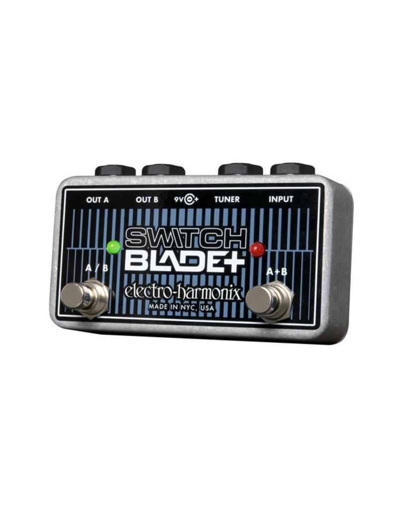 Electro-Harmonix Electro-Harmonix Switchblade Plus AB-Y Chnannel Selector Footswitch