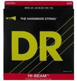 DR MLR-45 Hi-Beam Stainless Steel Round Core Bass Strings- Medium/Light