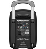 Behringer MPA40BT-PRO All-in-One Portable PA System