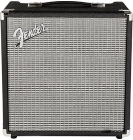 Fender Rumble™ 25 (V3), 120V, Black/Silver