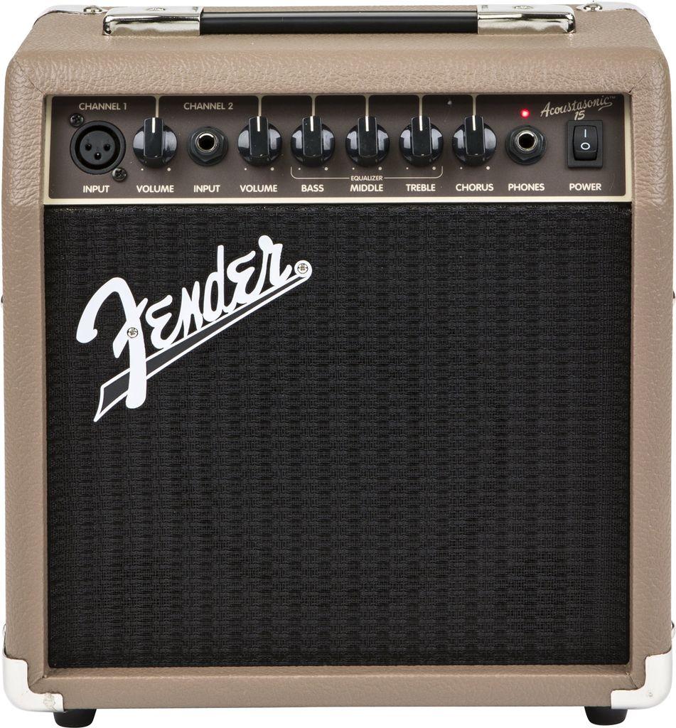 Fender Acoustasonic™ 15, 120V