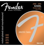 Fender 5250XL Nickel-Plated Steel Roundwound Short Scale Bass Strings - Extra Light