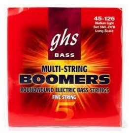 GHS 5ML-DYB Boomers 5-String Bass Strings - Medium/Light