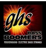 Boomers M3045 Bass Strings, Roundwound, 45-105 Gauges, Set of Four