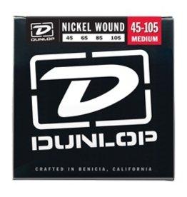 Dunlop DBN45105 Nickel Wound Bass Strings - Medium