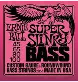 Ernie Ball 2834 Super Slinky 4-Bass Strings