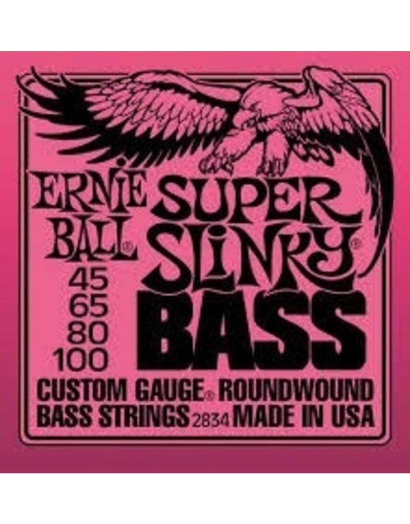 Ernie Ball 2834 Super Slink 4-Bass Strings