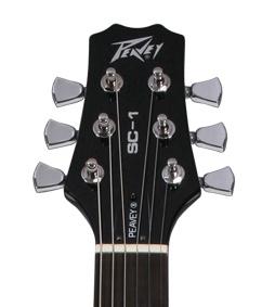 Peavey Peavey SC-1 Electric Guitar-Black