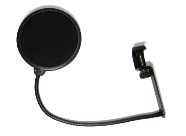"Nomad NPF-J561 6"" Studio Pop Screen with Clamp Mount"